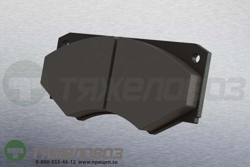 Колодки тормозные дисковые комплект IVECO 1903383 (149x70x18)