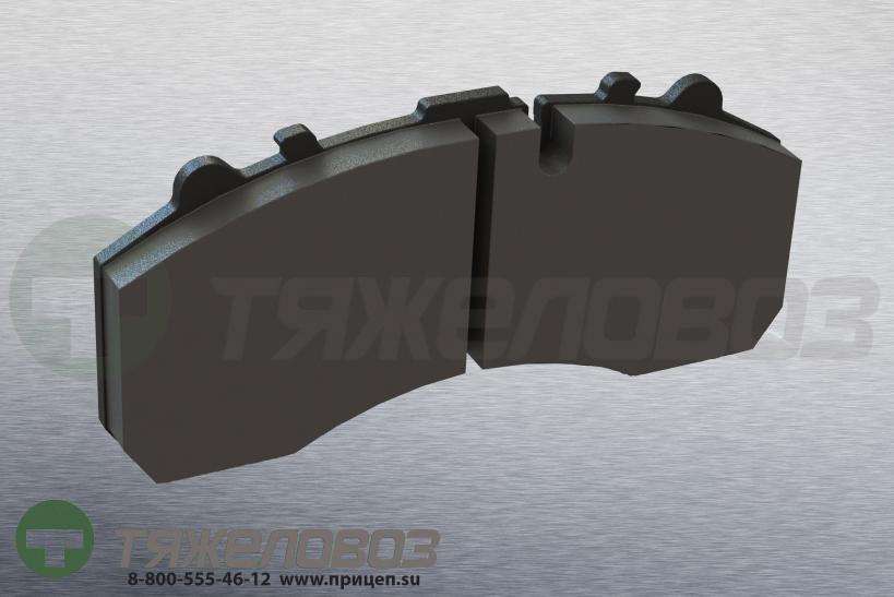 Колодки тормозные дисковые комплект BPW 02.0312.14.00 (247x110x30)