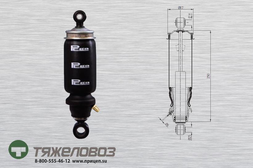 Амортизатор кабины Mercedes 9428905219 (P20.2103.FA)