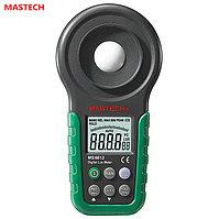 MASTECH MS6612 Измеритель освещенности (Люксметр). В РЕЕСТРЕ СИ РК!, фото 1