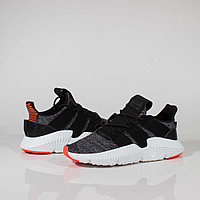 Кроссовки Adidas Prophere Core Black Solar Red White Multi-Color