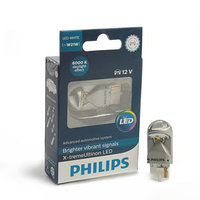 Светодиод PHILIPS LED WHITE, W21, 12 В, 12795 X1