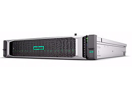Сервер 2U HP Enterprise DL380 Gen10/1xXeon Bronze  3106/16 Gb 2666 MHz/P408i-a/2GB SR/2x300GB 10K/DVDRW/1x500W