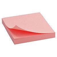 """Клейкие листки DELI """"Neon"""" 76х76 мм, неоново-розовые, 100 листов"""