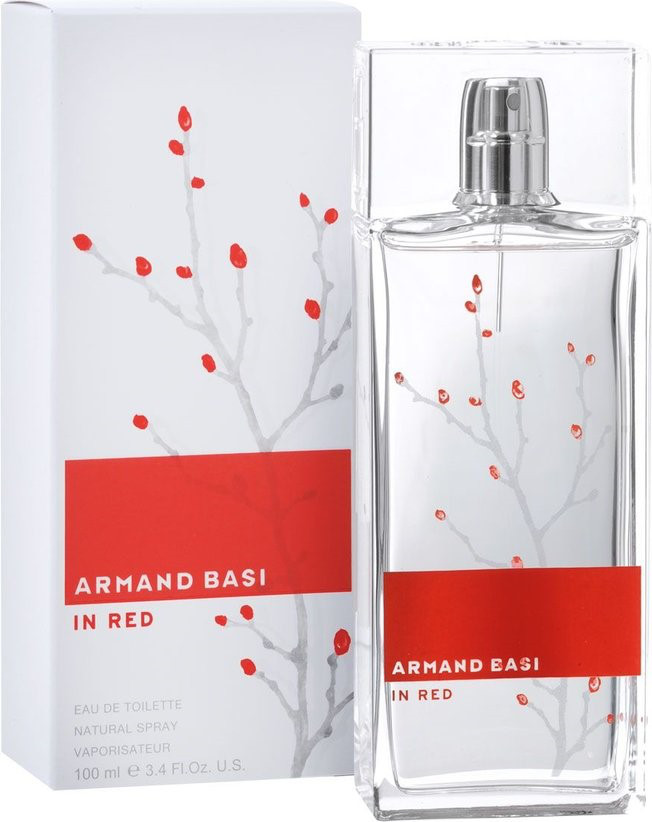 Armand Basi Женский Armand Basi In Red 10 ml Decant (edt)