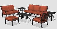 Набор мебели VERNA Sofa с диваном, 2 креслами и столом, фото 1