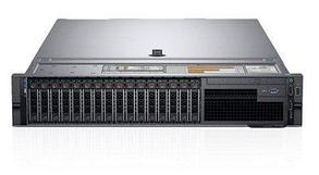 Сервер Dell R740 8LFF 2 U/1 x Intel Xeon Silver 4110 (8C/16T,11M) 2,1 GHz/16 Gb RDIMM 2666 MHz/H740P,8Gb