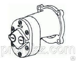 Агрегат насосный ДБГ 11-11А без электродвигателя