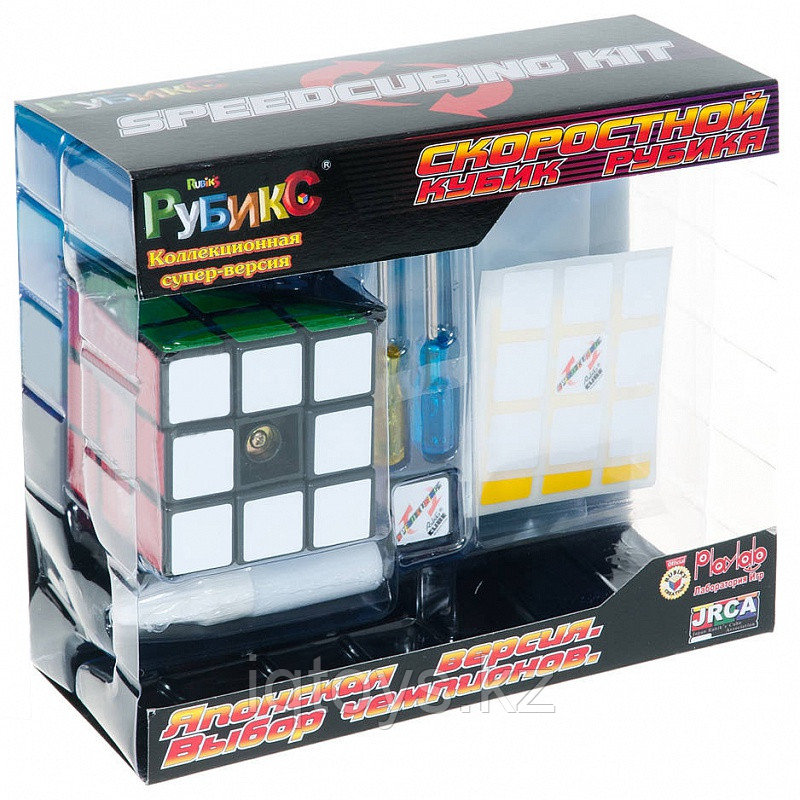 Скоростной Кубик Рубика 3х3, Speed Cubing KIT.