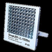 Прожектор архитектурный узко лучевой 100 Ватт SimpLED LL1008m, фото 1