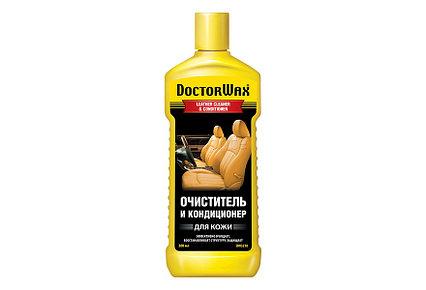 Очиститель и кондиционер для кожи DoctorWax(США)