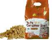 To Fu кофе 6L (2,5кг) Наполнитель соевый для кошачьего туалета ТОФУ