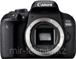 Фотоаппарат EOS Canon 800D Body гарантия 1 год