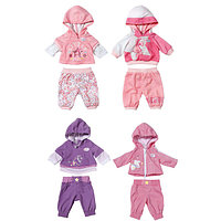Одежда для интерактивной куклы Zapf Creation Baby born 821-374 Бэби Борн Одежда для спорта