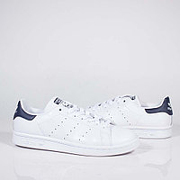 Кроссовки Adidas Stan Smith Running White Blue Ftw , фото 1