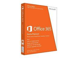 Microsoft Office 365 Home 32/64 RU Sub (1YR 1 ACC for 5 Device) 6GQ-00178