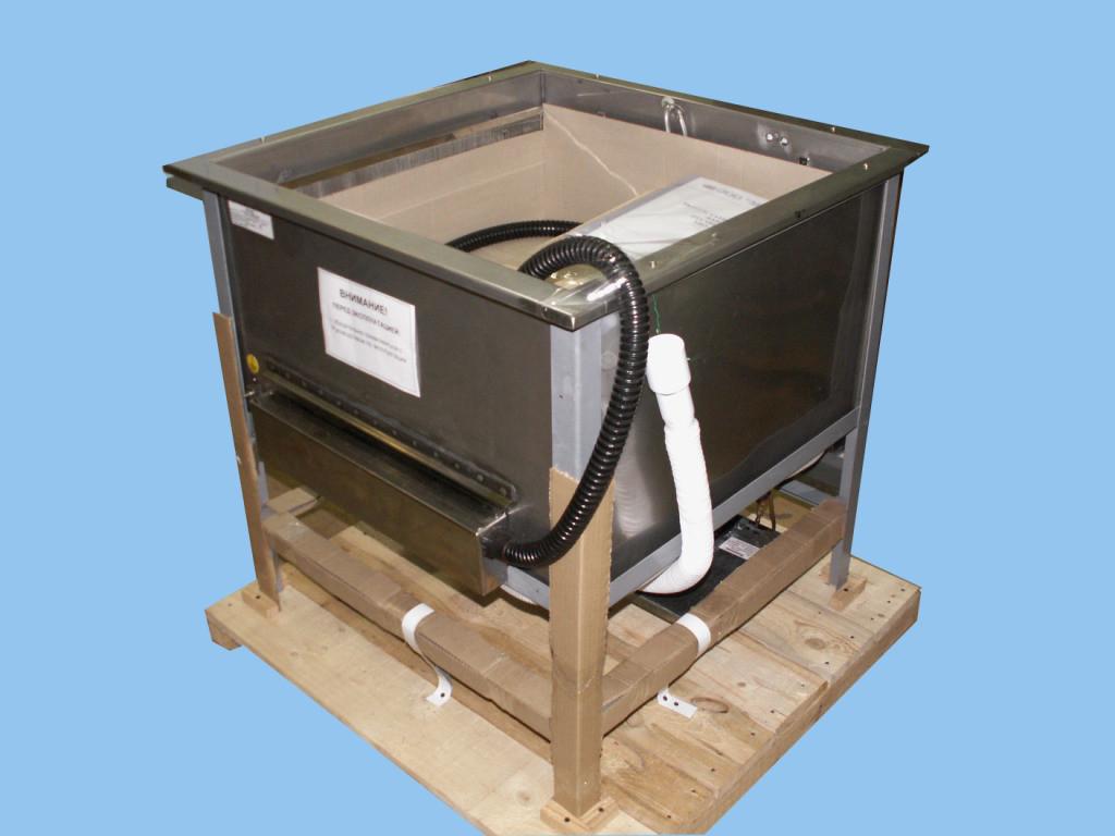 Термостатированные  ванны для оттаивания и насыщения образцов ТВО-48/40 без холодильной машины