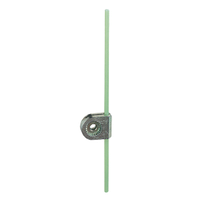 Стекл. стержневой рычаг 3 мм, Д=125 мм.