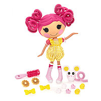 Сладкоежка Лалалупси Забавные пружинки Lalaloopsy Silly Hair Doll Crumbs Sugar Cookie