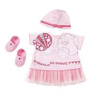 Игрушка Baby Annabell Одежда для теплых деньков, кор.