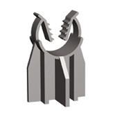 Фиксатор защитного слоя арматуры (стульчик) h100/Ø20-32