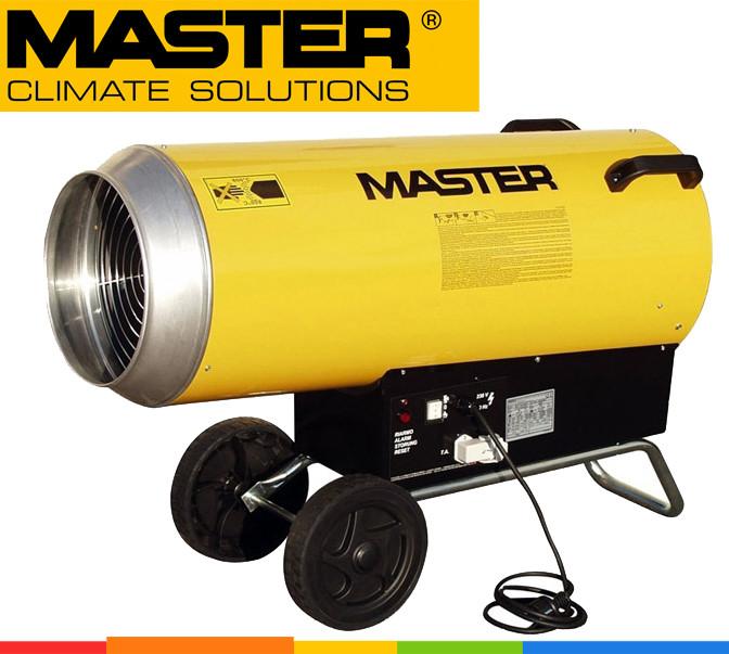 Газовые нагреватели Master: BLP 103 E (с прямым нагревом)