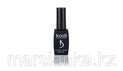 Natural Rubber Base Kodi Professional (Dark Beige), 12мл, фото 2