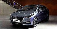 Защита картера и КПП Hyundai  Accent/Solaris all 2017-