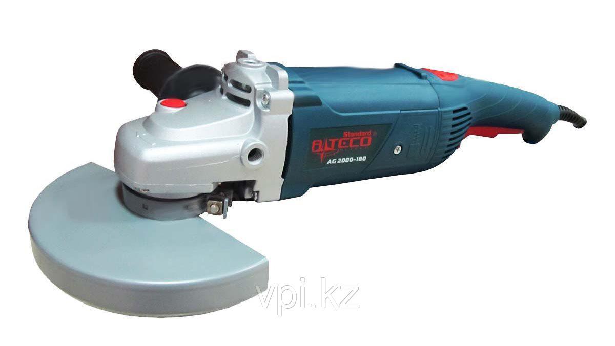 Угловая шлифовальная машина AG1300-150  ALTECO