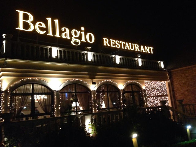 Bellagio, restaurant & club