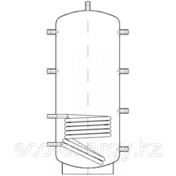 Бак ВТА-3, 400 л