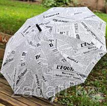 Зонт-трость «Газета»