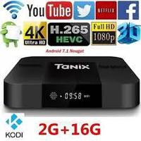Android smart tv box Tanix TX3 Mini  (ТВ бокс)