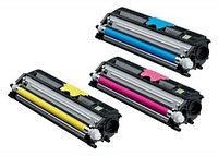 Заправка цветных лазерных катриджей