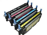 Заправка цветных лазерных картриджей HP