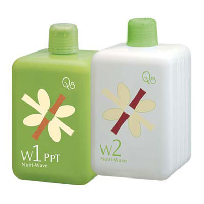 Химзавивка Nutri wave perm W1 W2 РРТ 400 мл для тонких и обезжизненных волос