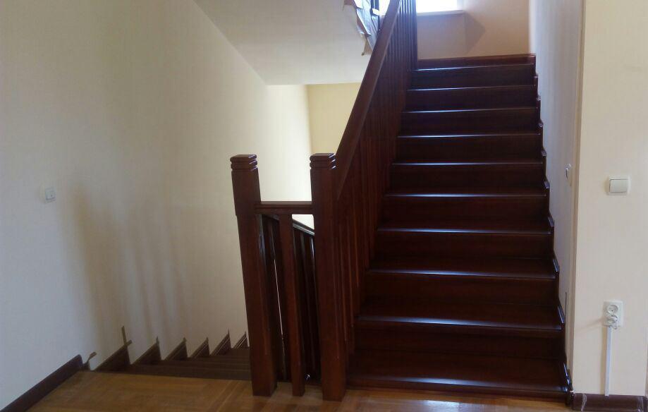 Реставрация лестниц из дерева