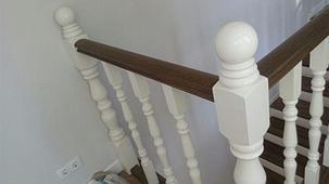 Реставрация деревянных лестниц «под ключ», фото 2