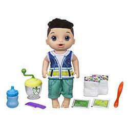 Интерактивная кукла Baby Alive  Sweet Spoonfuls Baby Doll Boy