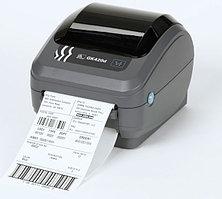 Принтер этикеток Zebra  GK420d (термо)