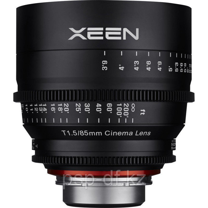 Samyang Xeen 85mm T1.5 Lens for Canon EF