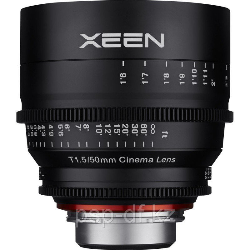 Samyang Xeen 50mm T1.5 Lens for Canon EF
