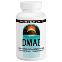 DMAE, ДМАЭ (Диметиламиноэтанол), 351 мг, 200 таблеток