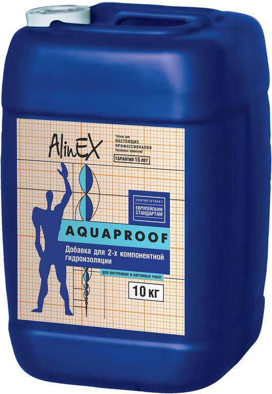 Жидкая добавка AQUAPROOF 10 л.