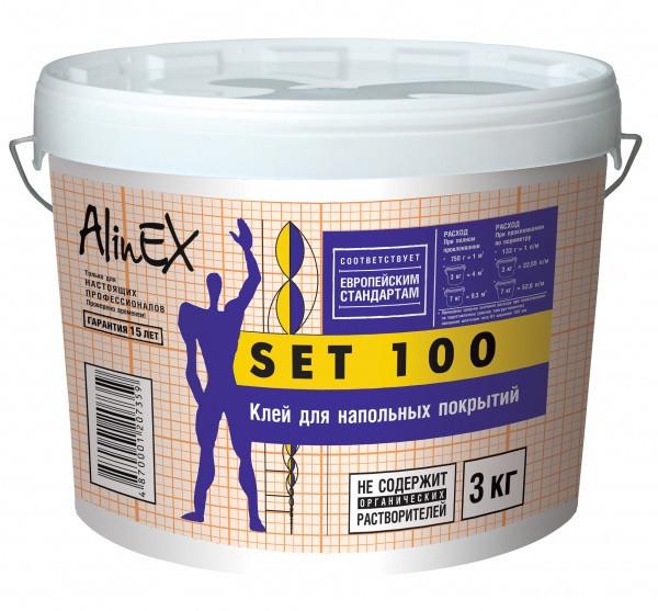 Клей Alinex SET 100 3 кг