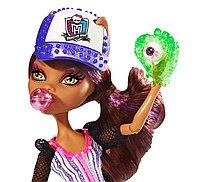Кукла Monster High Клодин Вульф Спорт Монстров Clawdeen Wolf Ghoul Sport