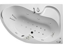 Акриловая гидромассажная ванна Аура 150х105х63 см.(Общий массаж), фото 3