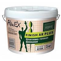 Шпатлевка AlinEX FINISH AR PLUS, 1кг