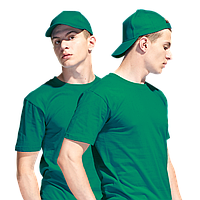 Бейсболка на липучке StanClassic 10L Зелёный 56-58