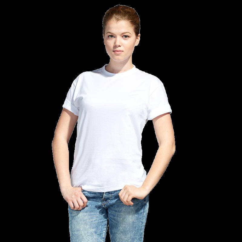 Промо футболка унисекс StanAction 51 Белый L/50